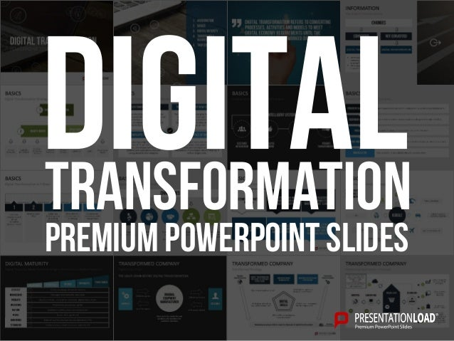 PREMIUM POWERPOINT SLIDES Transformation