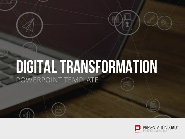 digital ppt templates