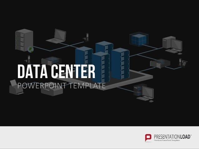 Data center ppt template data center powerpoint template toneelgroepblik