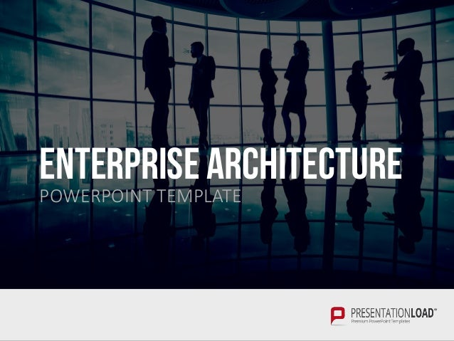 Architectural powerpoint template romeondinez enterprise architecture ppt template toneelgroepblik Images