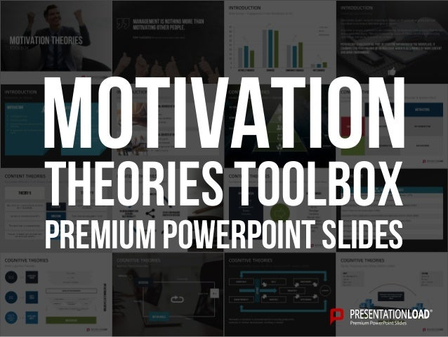 PREMIUM POWERPOINT SLIDES Theories Toolbox Motivation