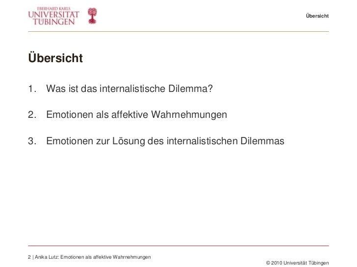 Das Problem der Moral 31.01.2012 (Anika Lutz) Slide 2