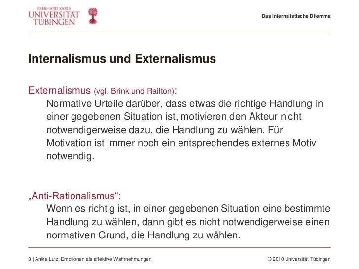 Das Problem der Moral 31.01.2012 (Anika Lutz) Slide 3