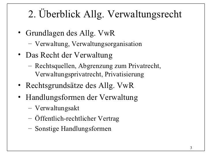 Vorlesung allgvwr ss Slide 3