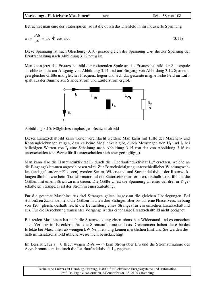 Vorlesungsskript el masch_inhalt