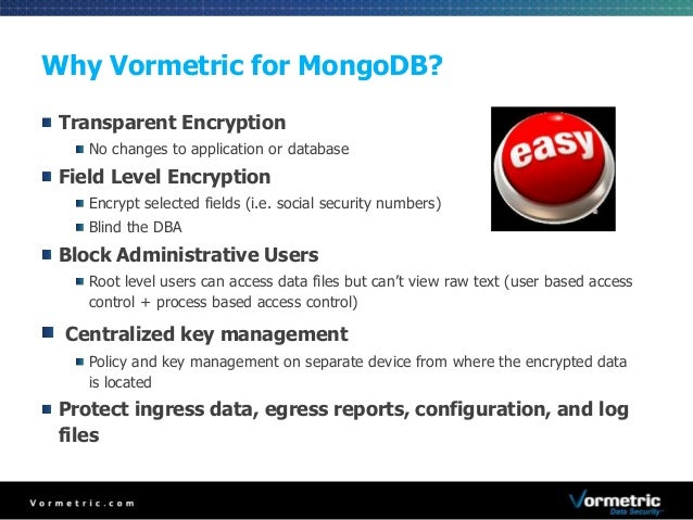 Understanding Database Encryption Amp Protecting Against The