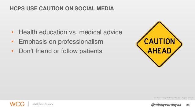Health Care and Social Media  |Social Media Health Education