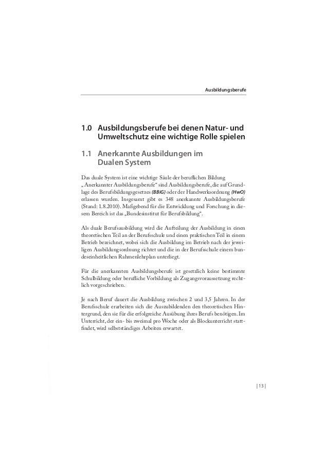 Kapitel 1  Anerkannte Ausbildungsberufe im Dualen System  Technische/r Assistent/in – nachwachsende Rohstoffe WAS? Die Erz...