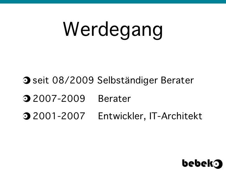 2012-06 Vorstellung Alexander Benker Slide 2