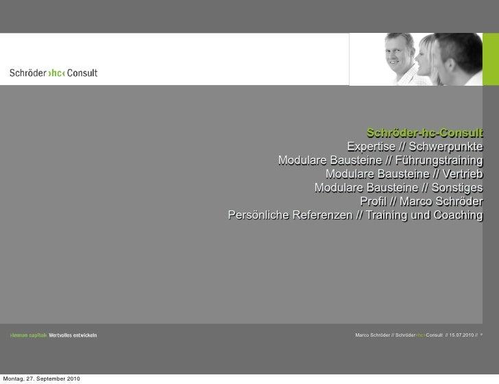 Vorstellung Schröder-hc-Consult
