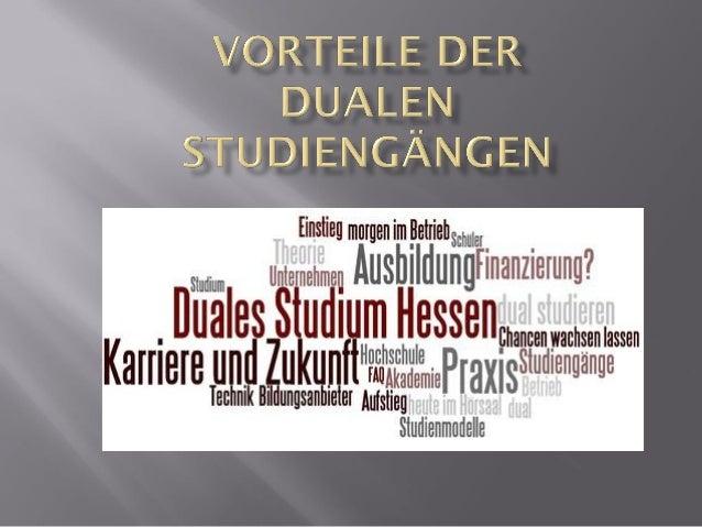 Oft reicht für ein duales Studium schon die Fachhochschulreife  Deshalb ist dieser Ausbildungsweg auch eine gute Chance...