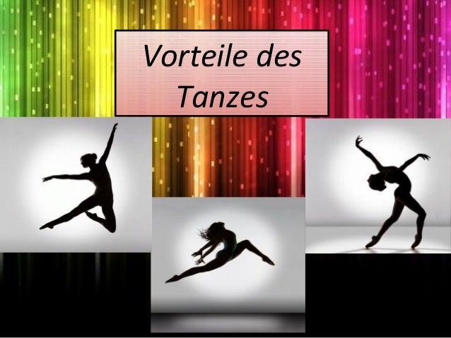 Vorteile des Tanzes