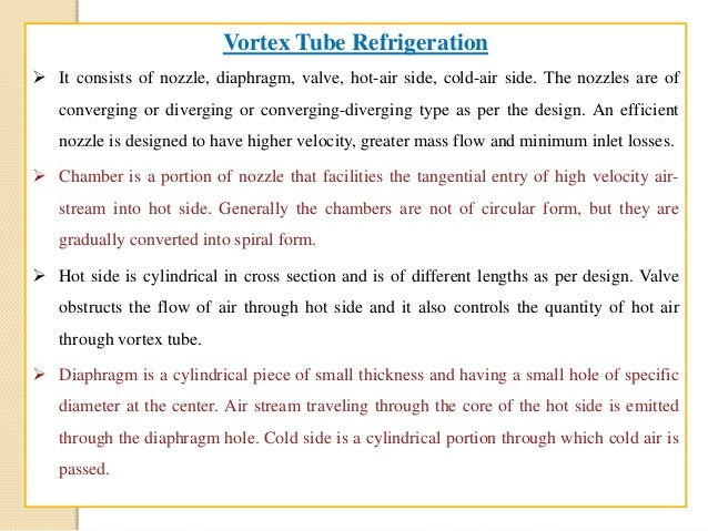 steam jet refrigeration systems Theory: – the steam jet refrigeration system (also known as ejector system refrigeration system) is one of the oldest methods of producing refrigeration effect.