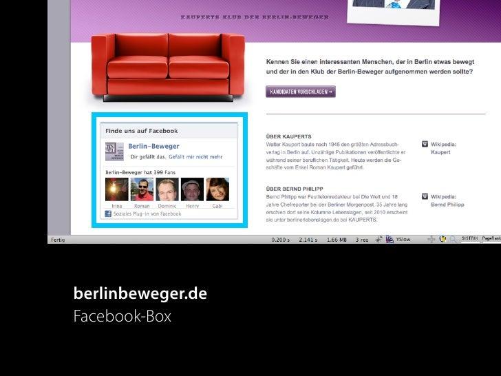 berlinbeweger.de Facebook-Box