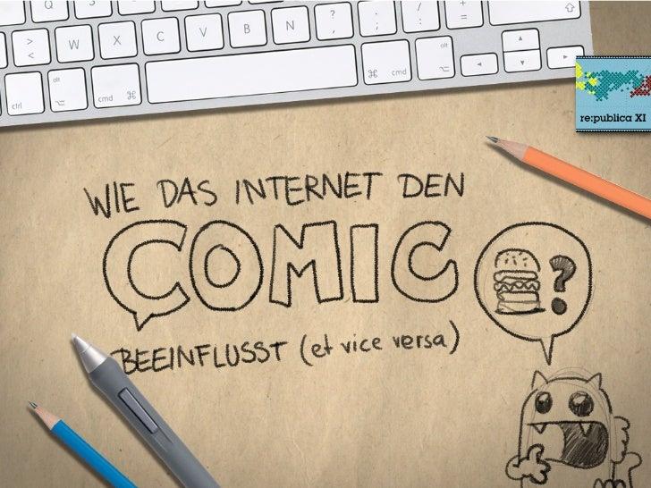 Wie das Internet den Comic beeinflusst