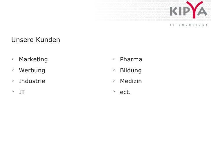 Unsere Kunden  ➢     Marketing   ➢                     Pharma ➢     Werbung     ➢                     Bildung ➢     Indust...