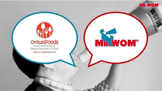 "#FoodSummit19 - Break out Session: ""Word of Mouth & Influencer für Food Startups"" Slide 2"