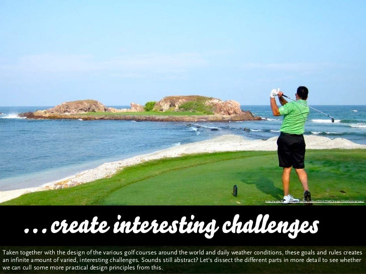 http://www.flickr.com/photos/jurvetson/5314774452/sizes/l/in/photostream/      … create interesting challengesTaken togethe...
