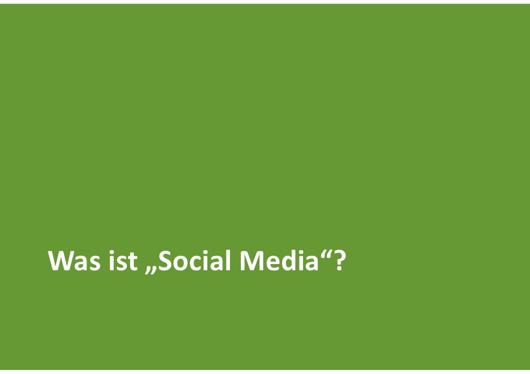 "Wasist""SocialMedia""?"