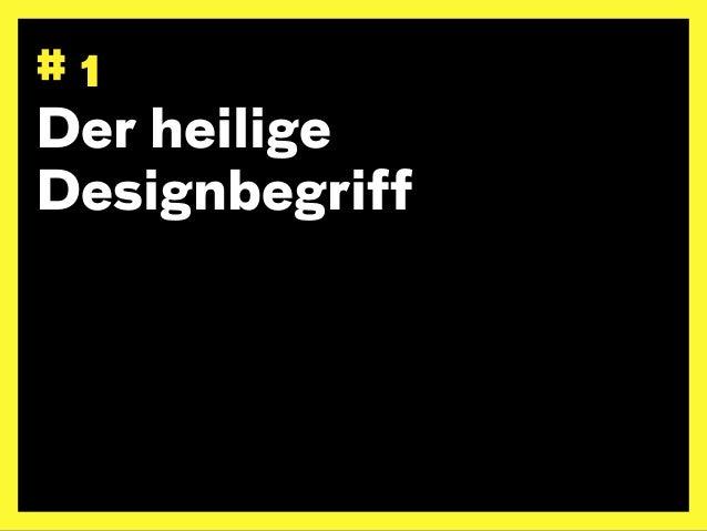 Dilemmata. Probleme der Designkritik Slide 3