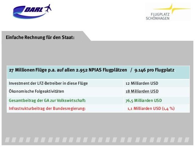 Deutschland ist nicht pauschal luftfahrtfeindlich                         aber    es herrscht ein kollektiv, skeptisches U...