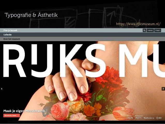 Vortrag über Typografie und Ästhetik im responsive web design auf dem JUG Fulda Treffen 21.11.2013 Slide 2