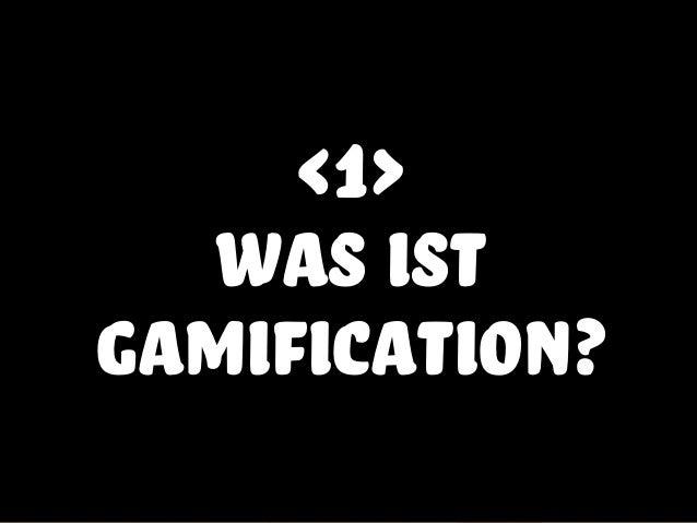 Gamification: Missverständnisse und Lösungen Slide 2