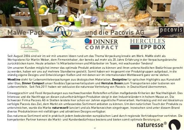 MaWe-Pack                                                und die Pacovis AG            organic FoodpackagingSeit August 20...