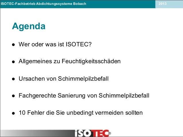 Vortrag Sanierung Schimmelpilz Slide 3
