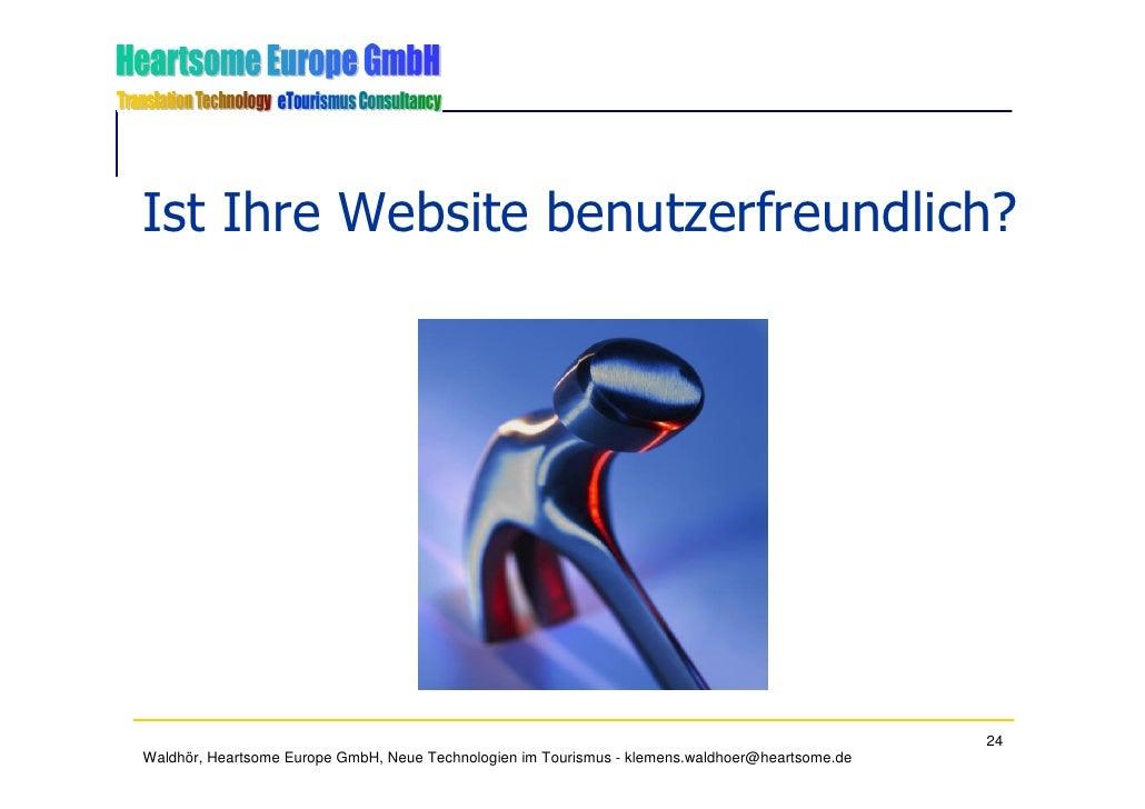 Ist Ihre Website benutzerfreundlich?                                                                                      ...