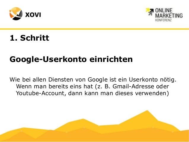 3. Schritt  Unternehmens-Namen suchen  Auf der Weltkarte den Unternehmensnamen suchen.  Google prüft vorab auch, ob es ber...