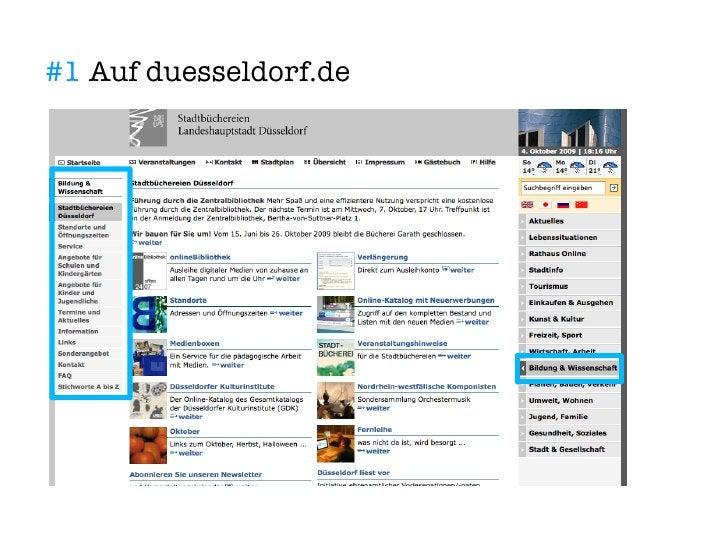 #1 Auf duesseldorf.de