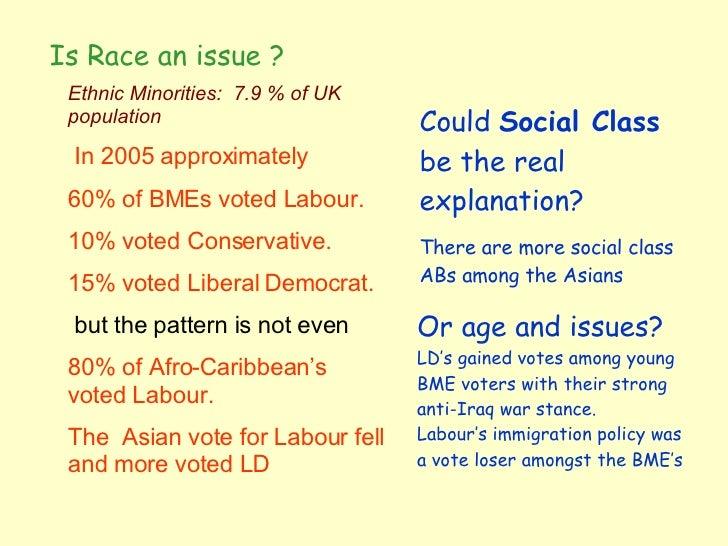 Ethnic minorities - Sample Essay