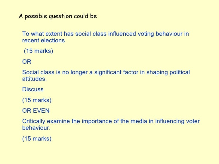 "to what extent is voting behaviour 2012-5-28  these are a few of the numerous questions that come to mind in the course of this study on ""political education and voting behaviour  the extent to which."