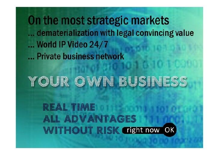 Worldwide Business Opportunity