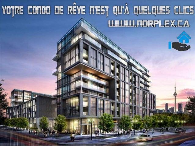 Si vous avez déjà songé à acquérir un Condos à Québec, il faut commencer par se pencher sur la localisation et sur le bon ...