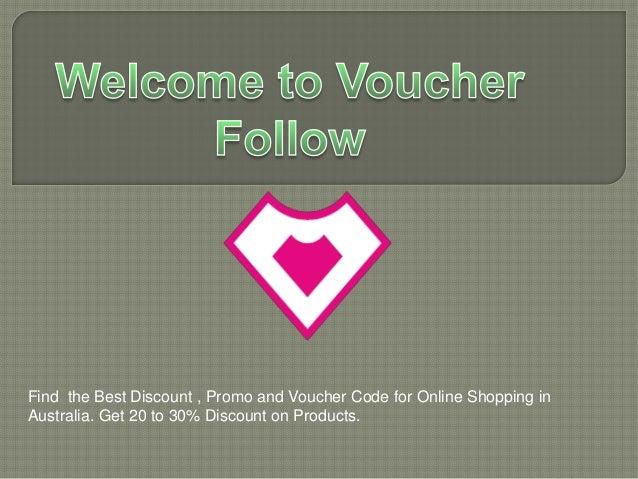 Voucher follow, comprare risparmiando con coupon