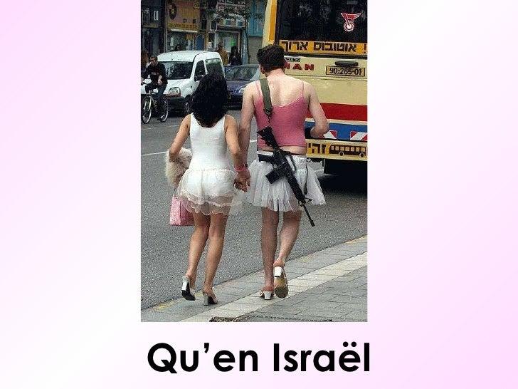 Qu'en Israël