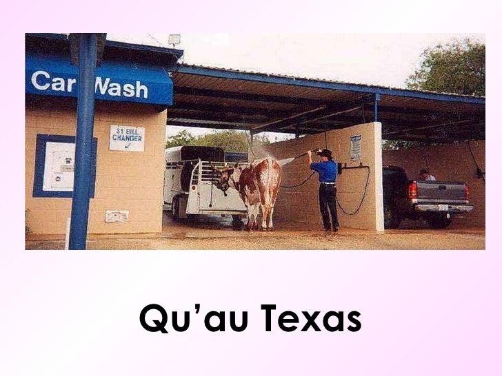 Qu'au Texas