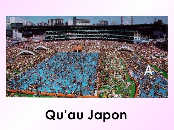Qu'au Japon