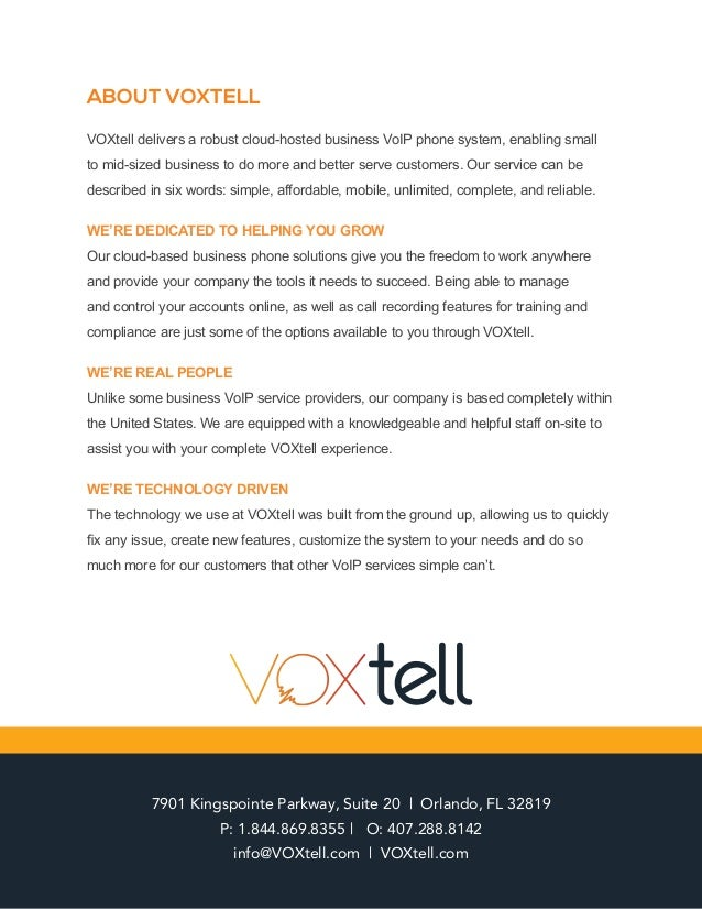 The Ultimate VoIP Feature and Cost Comparison Guide