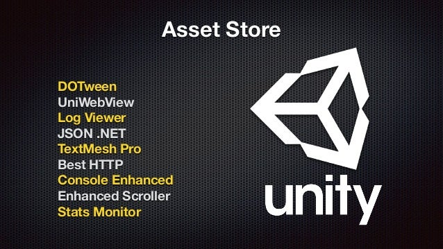 Unity Asset Viewer