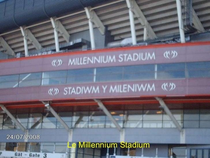 Le Millennium Stadium