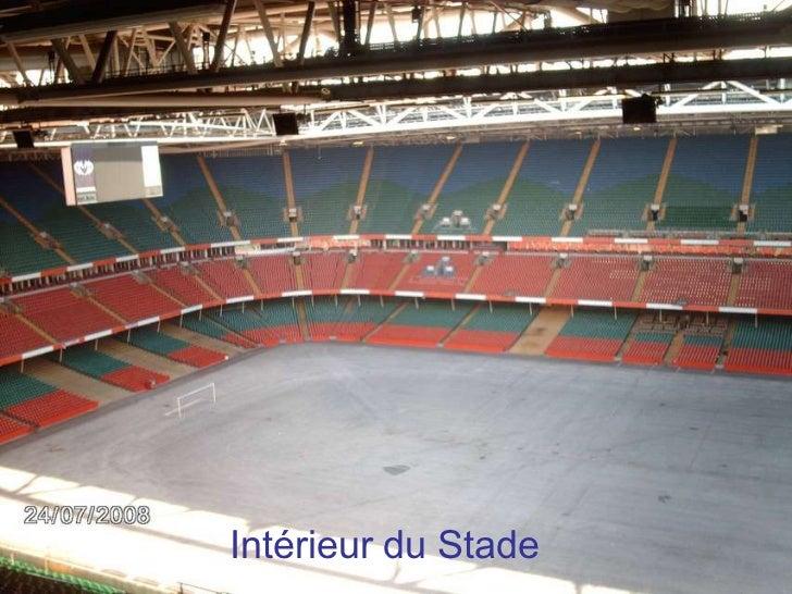 Intérieur du Stade