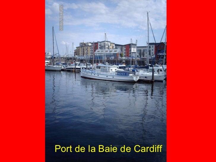 Port de la Baie de Cardiff