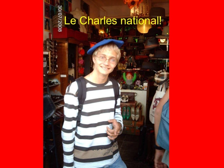 Le Charles national!