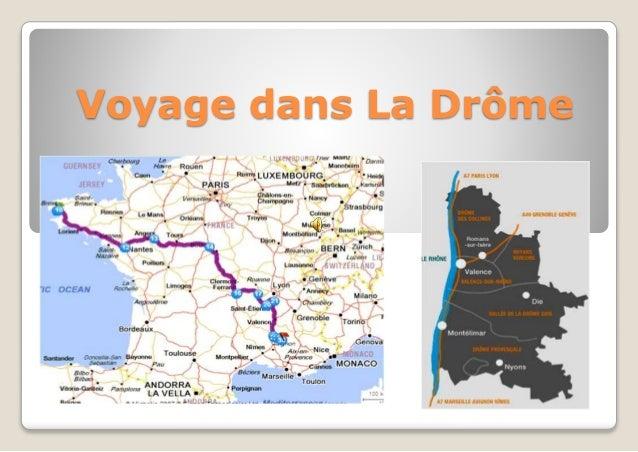 Voyage dans La Drôme