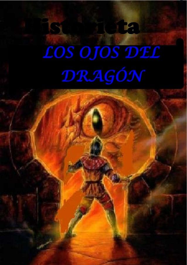 Historieta LOS OJOS DEL ::::::: DRAGÓN