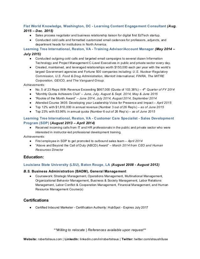 digital media professional resume