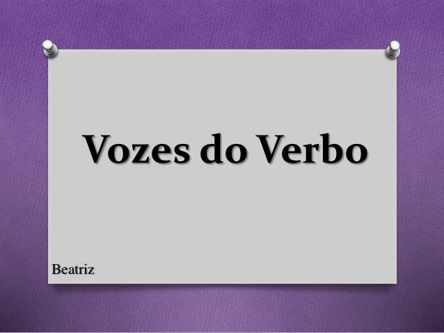 Vozes do Verbo Beatriz
